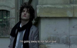 going away to not fall in love - La belle personne (2008)