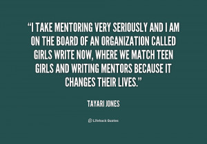 Importance of Mentoring Quotes