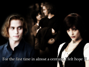 Alice And Jasper Alicecullen