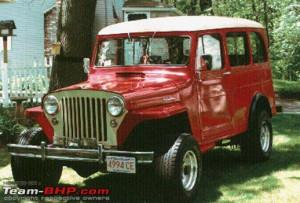 Willys Wagon Street Rod