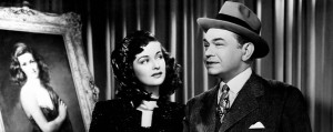 Robinson with co-star Joan Bennet in Fritz Lang's superb 1944 film ...