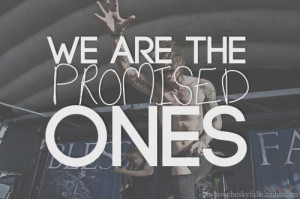 Promised Ones - Blessthefall c: