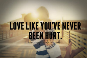 Teenage Love Quotes For Him Tumblr