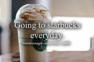 Fashion Girl Nails Starbucks
