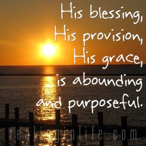 abounding and purposeful