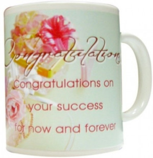 Everyday Gifts General Quote Gift for Congratulations on Your Success ...