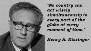 Henry a kissinger famous quotes 4