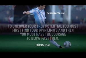 Soccer for the win! Win win win