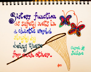 Carol Saline, Day 62/365 of Quote Illustrations/Hand-Letterings ...