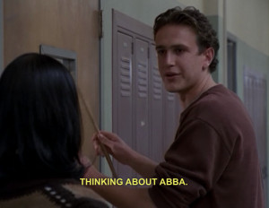 about me Lizzy Caplan jason segel freaks and geeks