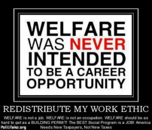 It is official, More people on welfare than working full time.