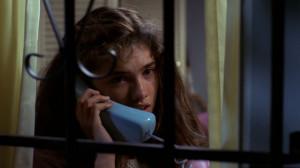 Heather Langenkamp in Wes Craven's A Nightmare on Elm Street (1984)
