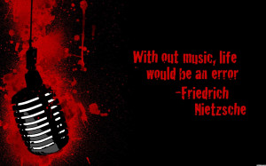 Music Quotes HD Wallpaper #1720