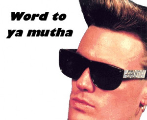 Vanilla Ice is Talkin' Smack About Your Momma!