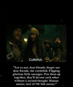 Jack Sparrow quote | quote sparrows best quotes captain jack check out ...