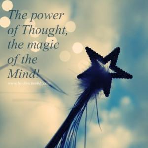 blue, magic, quote, sparkle, text