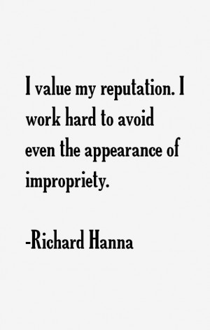 Richard Hanna Quotes amp Sayings