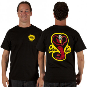 Karate Kid Cobra Kai Quotes Cobra kai t-shirts