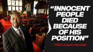 ... Leader Blames Slain Charleston Pastor for Slaughter of His Congregants