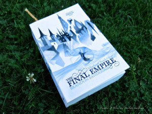 Currently reading; The Final Empire by Brandon Sanderson