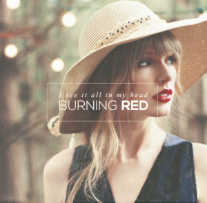 photoshoot red mine quote lyrics taylor swift album ...