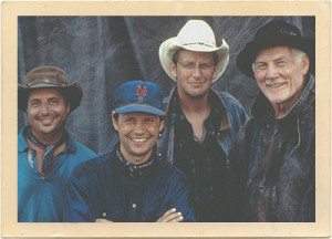 ... City Slickers, returns in the sequel as Curly's twin brother