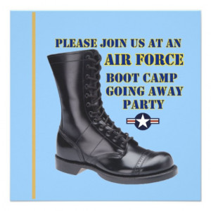air force going away party going away party invitation templates