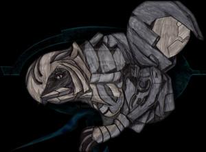 Chief Arbiter Halo Image