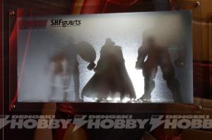 Dari keempat tokoh ini, S.H.F memulai preview lengkap mereka dengan ...