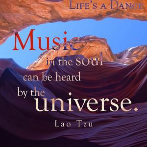 Lao Tzu Quot Music The Soul