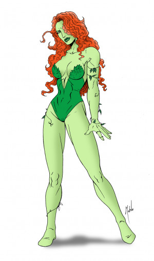 Poison Ivy Mikemahle...