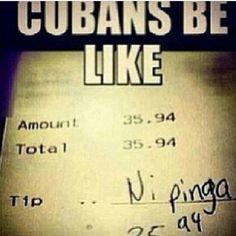 Cubans be like @Christina Childress Childress Childress Childress ...