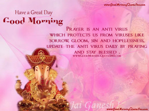 Good Morning Hindu God Wallpapers – Spiritual Morning Wishes, SMS ...