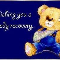 speedy recovery photo: Wishing you a speedy recovery ...