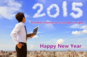 2015 New Year Inspirational Quotes
