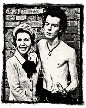 Sid & Nancy Reagan