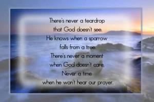 Prayer~ Helen Steiner Rice