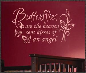 butterflies kisses Butterflies Quotes