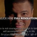 quotes, sayings, justice, vengeance, life, quote famous, muhammad ali ...