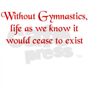 Gymnastics Quotes And Sayings