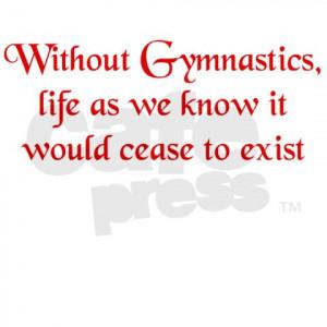 Gymnastics Quotes And Sayings