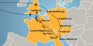European Road Trip