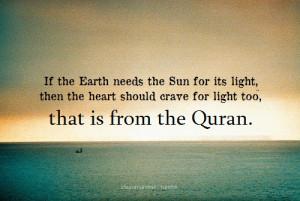 islamic-quotes:Light