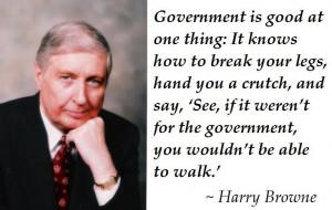 Harry Browne
