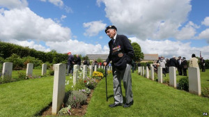 ... commemorative ceremony to mark 70th anniversary of the D-Day landings