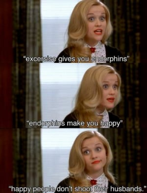 Legally Blonde quotes collections 10 pics and gifs