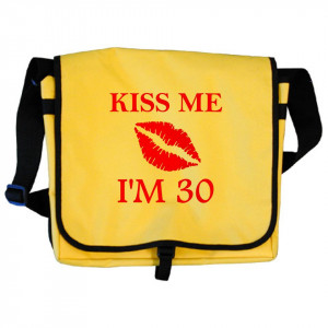 30th Birthday Kiss Birthday Gift Ideas