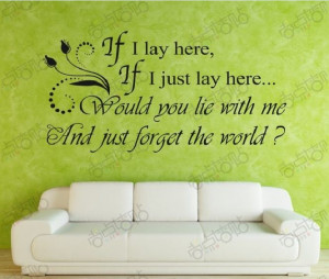 Romantic-Removable-PVC-Word-Wall-Art-Sticker-DIY-Decal-Quotes ...