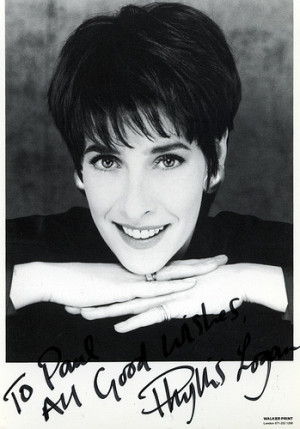 Phyllis Logan Photo