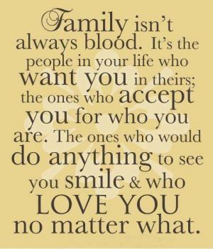 quotes about family, family quotes, quotes about true family